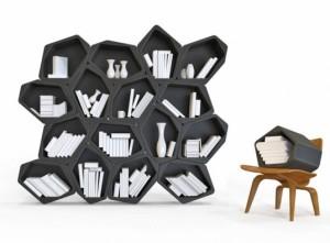 BUILD modular shelves.